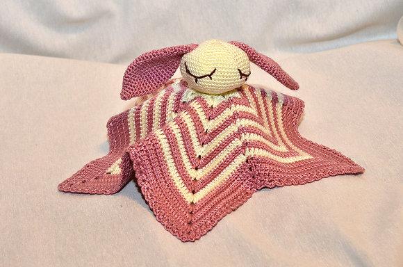Mantita de apego rosa (Ref.I006)