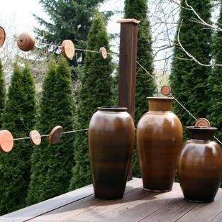 Boden Vasen ab 50 cm