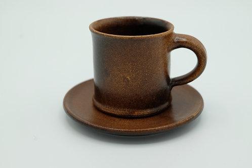 Espresso Tasse mit Unterteller