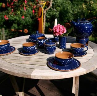 Gedeckter Tisch 1