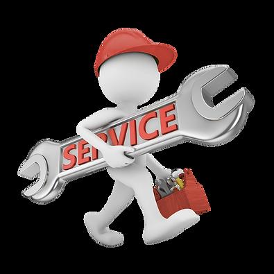 Port Øst tlbyr profesjonell service etter nysalg, samt utbedring og service av alle typer potprodukter og fabrikater