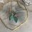 Thumbnail: Czech Turquoise & Flower