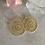 Thumbnail: Brushed Golden Whirls