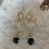 Thumbnail: Glimmering Swarovski Crystal & Kyanite Quartz