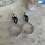 Thumbnail: Elements Hammered Hoops