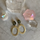 Thumbnail: Golden Labradorite Ovals