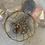 Thumbnail: Antique Silver Blossom Circles