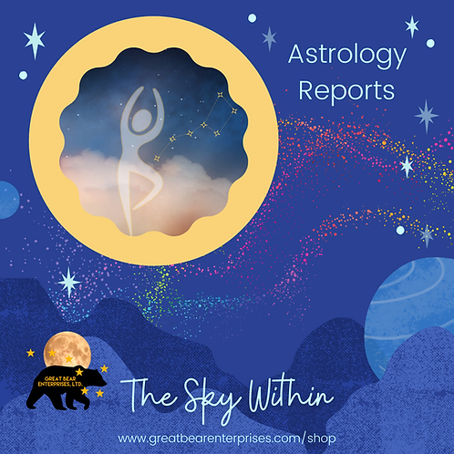 The Sky Within Natal Report