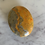 Thumbnail: Bumble Bee Jasper Palm Stone