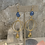 Thumbnail: Blue Chalcedony Citrine Lux Hoops