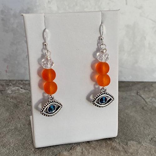 Tangerine Eye