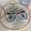 Thumbnail: Turquoise-Lapis & Topaz Ovals