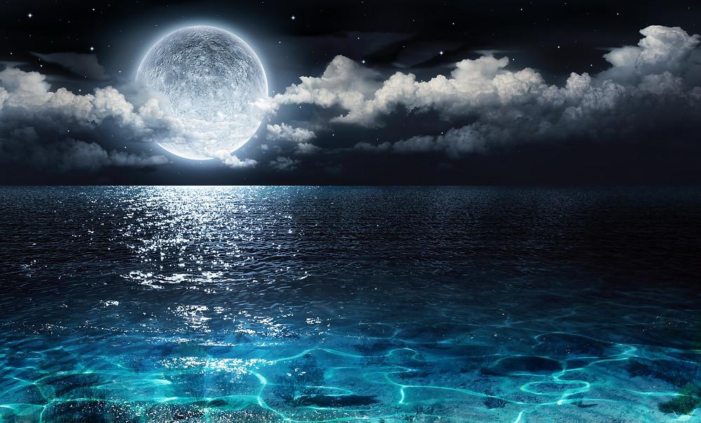 Global Hot Spot: The Virgo-Pisces Full Moon on Monday September 20, 2021 by Mark Lerner