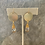 Thumbnail: Brass & Golden Chinese Crystal Drops