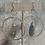 Thumbnail: Labradorite Hammered Hoops