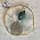 Thumbnail: Long Tombolo Turquoise Silver Pendant