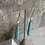 Thumbnail: Brass Moonstone & Turquoise Points