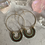Thumbnail: XL Magical Brass Hoops