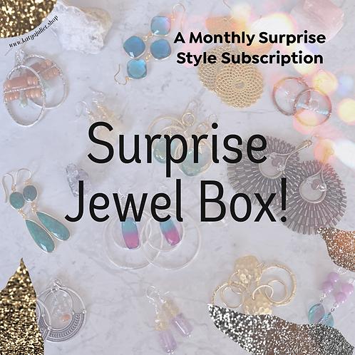 Surprise Jewel Box