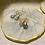 Thumbnail: Silver & Gold Labradorite Drop Set