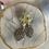 Thumbnail: Silver Lemon Crystal Leaves