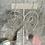 Thumbnail: Solar Center Silver hoops