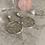 Thumbnail: Swarovski Crystal Chevron Hoops