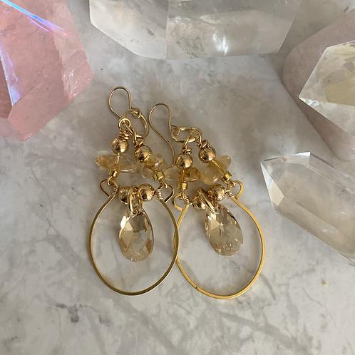 Golden Crystal Trine