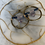 Thumbnail: Fluorite & Sapphire Hoops