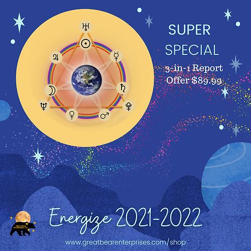 Energize 2021 & 2022: A Report Super-Special!
