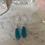 Thumbnail: London Blue Quartz Ring Drops