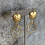 Thumbnail: Square Hammered Hoops