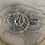 Thumbnail: Cosmic Princess Silver Galaxy Hoops