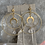 Thumbnail: Double Brass Wish Upon A Star Hoops