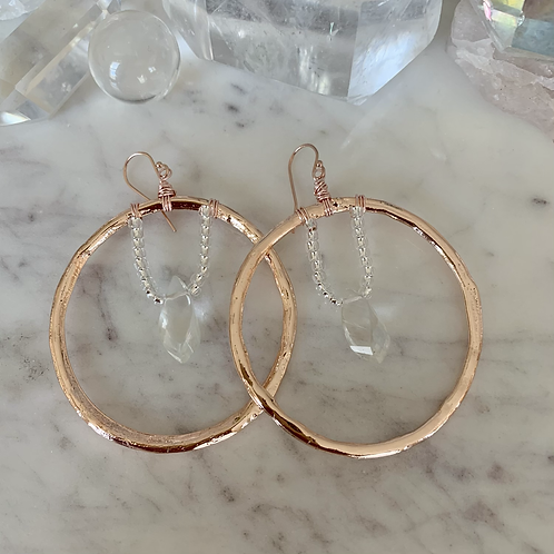 Rose Gold Quartz Showstoppers