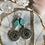 Thumbnail: Czech Diamond Silver Pendants