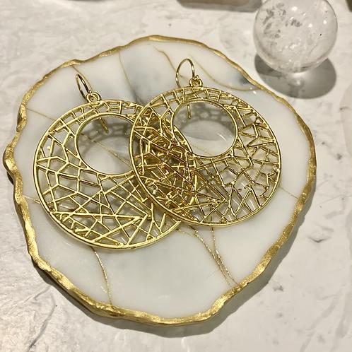 Golden Woven Halos
