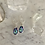 Thumbnail: Sterling Silver Mermaid Dangles