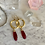 Thumbnail: Pink Tourmaline Quartz Drops