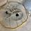 Thumbnail: Grey Chalcedony Ice Hoops
