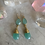 Thumbnail: Gold Aqua Chelcedony Doubles