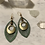 Thumbnail: Green, Copper & Brass Burst of Rays