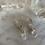 Thumbnail: Silver Wrapped Mystic Quartz Drops