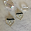 Thumbnail: Gold Marquise Lemon Quartz Drops