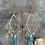 Thumbnail: Silver Mystic Quartz with Turquoise Howlite