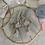 Thumbnail: Double Love Rose Quartz Hoops