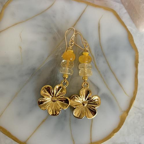 Golden Flower of Joyfulness