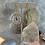 Thumbnail: Golden Turquoise Globe Hoops