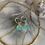 Thumbnail: Sterling Silver Crystal Drops
