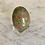 Thumbnail: Large Polished Unakite Crystal Egg